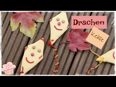 DIY | Herbst Drachen Kekse Cookies für Kinder | schnell & einfach selber machen  Back Lounge 2016