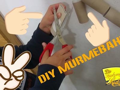DIY Murmelbahn aus Toilettenpapier Rollen #11