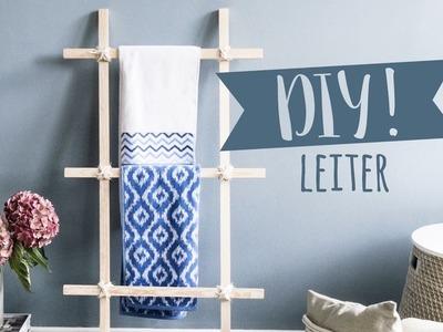 Deko Leiter | WESTWING DIY-Tipps