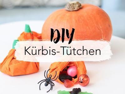 DIY | Halloween Kürbis aus Papier basteln  ♡ Wohnklamotte
