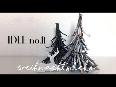 DIY.Weihnachtsdeko aus Naturmaterialien (Holz) selber machen_Idee no.11