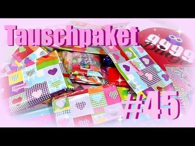 Tauschpaket Julia Marie #45 | 9999 Dinge - DIY, Basteln, Ideen & Trends