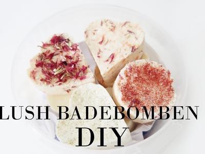 LUSH BADEBOMBEN DIY | Geschenkidee zum selber machen