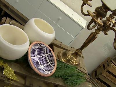 DIY: Hübsche Schmuckschale aus Fimo selber machen