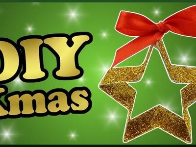 DIY xmas | Christbaumschmuck selber basteln | Ausstecher | Christmas tree cookie cutter ornament