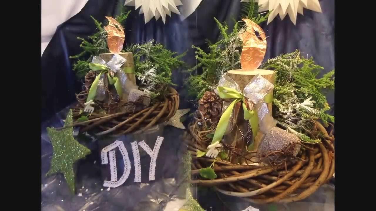 Diy by kekaplauderei deko f r advent weihnacht f r innen au en selber machen gestalten for Deko fur fensterbank aussen