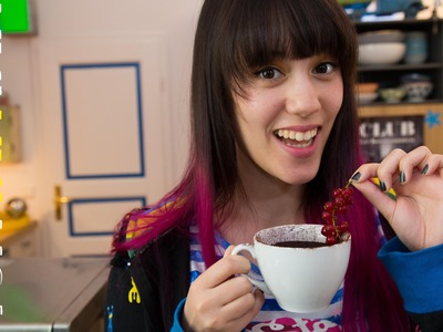 Mikrowellen-Kuchen. Cheesecake, Schokokuchen, Crumble. #yumtamtam