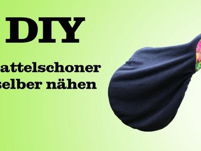 DIY || Sattelschoner selber nähen || Svenjas Vlog