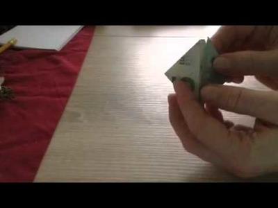 Fuchs aus Geld falten