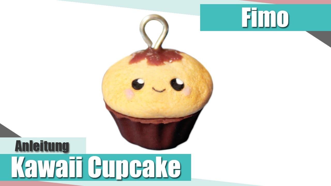 [Fimo Friday] Kawaii Cupcake Fimo Anleitung   Anielas Fimo