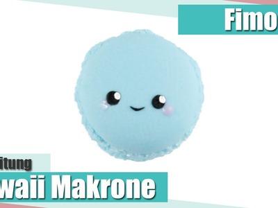 [Fimo Friday] Kawaii Makrone Fimo Anleitung | Anielas Fimo