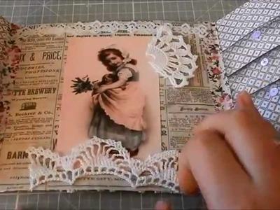 °Tutorial° Vintage.Shabby Chic Karte