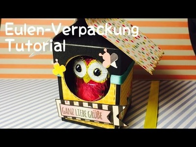 Die EULEN-Verpackung^^ ---Kreativ in Gelb---[tutorial | deutsch]