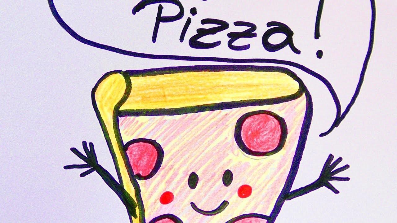 Pizza Gutschein Selber Machen Geschenk Für Die Beste Freundin