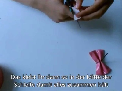 DIY-Schleife aus Duct Tape  |  Do It Yourself