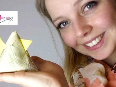 Kleine Oster Hühnchen nähen – DIY EUle