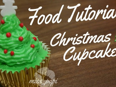 DIY Christmastree Cupcake´s | Food Tutorial ♥ miss_popi