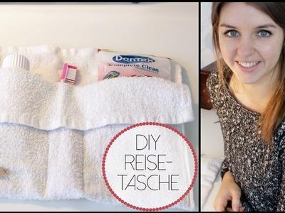 Reisetasche schnell nähen - DIY | Lovethecosmetics