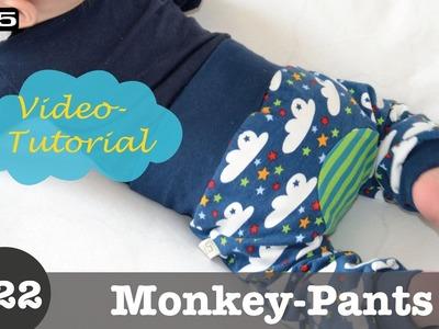 Baby-Hose selber nähen - DIY-Näh-Tutorial