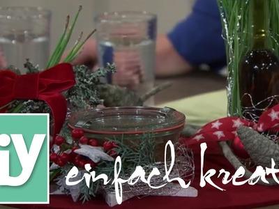 Florale Verpackung für Kulinarisches  | DIY einfach kreativ