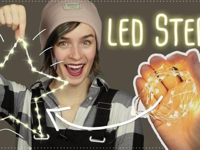 LED STERN mega easy selbst gemacht - DIY - dieFrickelbude