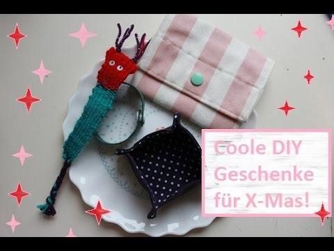 Selbstgemachte Geschenke für Weihnachten. DIY. Xmas Ideen