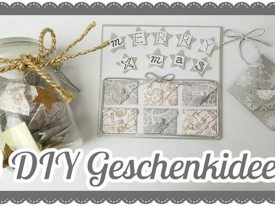 [Türchen #7] - 3 DIY Geschenkideen - Origami Briefumschlag