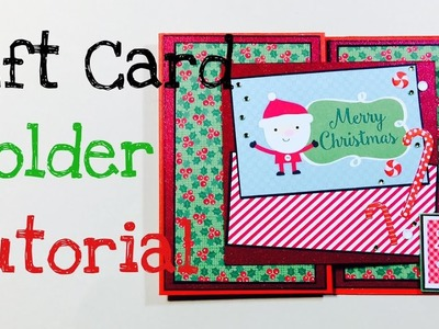 DIY Gift Card Holder [tutorial | deutsch]