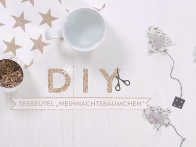 Christbaum Teebeutel | WESTWING DIY-Tipps