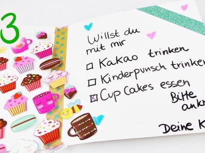DIY Inspiration Adventskalender 2016 | Päckchen 13 | Eva & Kathi beschenken sich