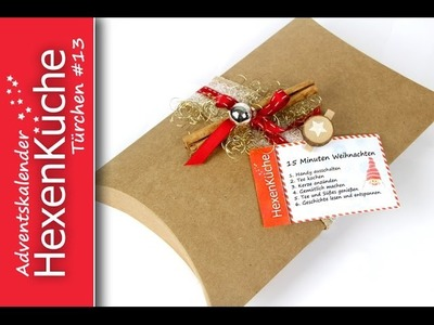 Türchen Nr 13 15 Minuten Weihnachten Geschenkidee DIY Thermomix TM5
