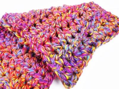 Kuschligen Schal Häkeln OHNE Häkelnadeln |Einfach &schnell| Idee für Häkel Anfänger|Winter Schal