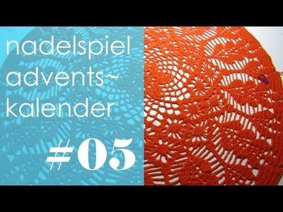 Nadelspiel Adventskalender * Dezember 05 * Runden 12 + 13 + 14