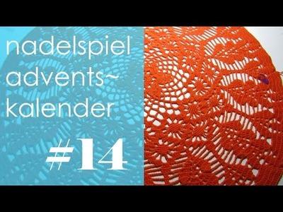 Nadelspiel Adventskalender * Dezember 14 * Runde 33