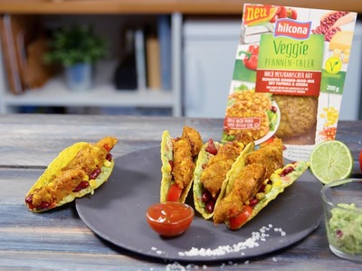Tacos selber machen! Finger Food für Silvester