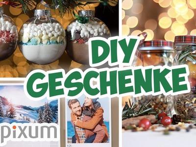 Last Minute DIY - Weihnachtsgeschenke [feat. PIXUM]