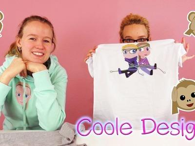 Coole T-Shirt Designs | Ankündigung | DIY MERCHANDISE | Buttons Sticker und Mehr