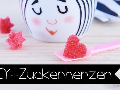 DIY-ZUCKERHERZEN I BLITZGESCHENK I SELBER MACHEN #91