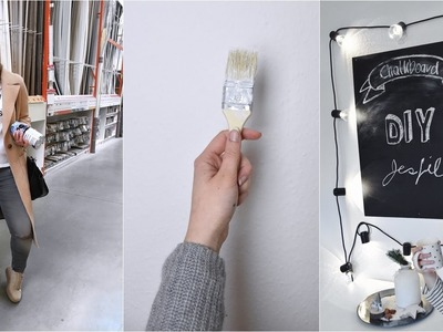 Chalkboard.Tafel selber basteln das DIY