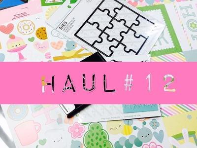 [Haul]---#12--- [ faltkarten.com---Scrapbook Werkstatt ]^^