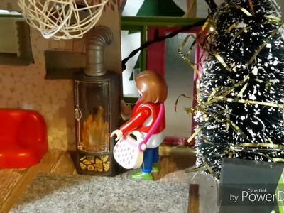 PLAYMOBIL DIY  SCHULE FERWANDELT SICH IN EINEN HAUS! | Vava play TV |