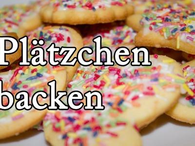 Anleitung: Plätzchen (Kekse) backen [Rezept, Tutorial] (VMTV Kochstudio #4) HD