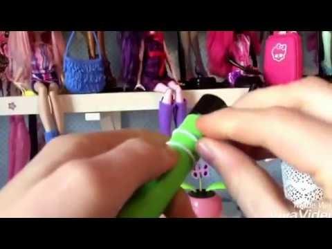 DIY Ballettröckchen für Puppen