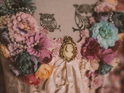 Reflectiondesign | Fairy Corset DIY | Fantasyshooting Outfit