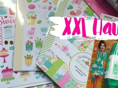 XXL Bastel-Haul (Scrapbook-Werkstatt, Stampin' Up, Faltkarten)