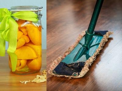 Selbstgemacht: Orangenreiniger ökolgisch und umweltfreundlich
