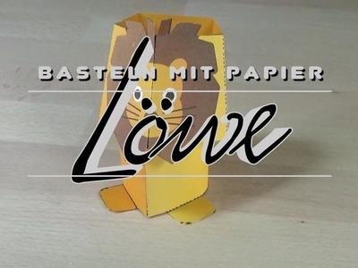 Basteln Mit Kindern Fasching Masken Teil 01 Der Löwe Aus Pappteller