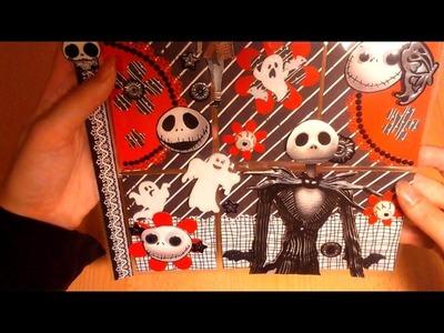 Craft Update 11 -  Goodie Bag, Pocket Letter und Flip Book für Mimi Mampelsine