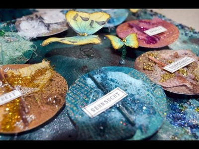 Craft Update[ Mixed Media ]Challange 777#KreativLady