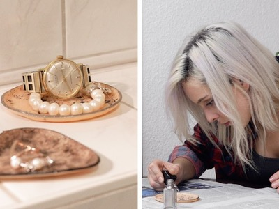 Schmuckschälchen |  DIY  | Jelena